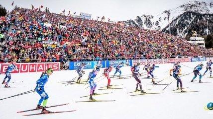 Беларусь лишилась этапа Кубка мира по биатлону