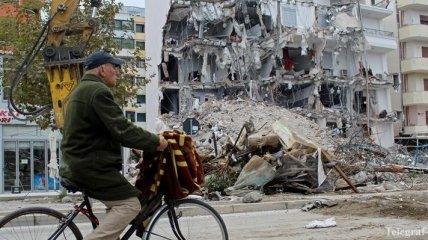 """Последствия землетрясения в Албании: полиция арестовала группу """"черных"""" застройщиков"""