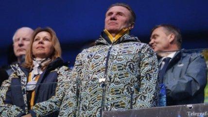 Сергей Бубка верит, что у сборной Украины все еще впереди