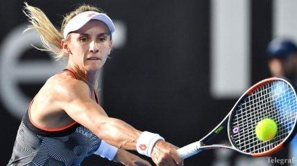 Цуренко упустила победу в финале турнира в Брисбене