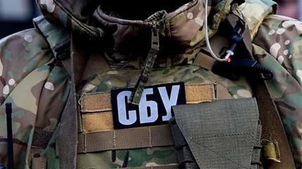 СБУ показали видео спецоперации по задержанию россиянина