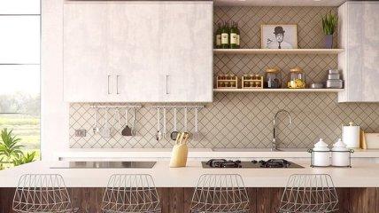 Занимательные идеи для кухни, которые можно воплотить в жизнь за сущие копейки (Фото)