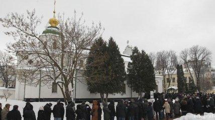 Итоги 7 января: рождественская литургия и Томос в Киеве, крушение корабля с украинцами, жалоба в ЕСПЧ, отставка главы ВБ
