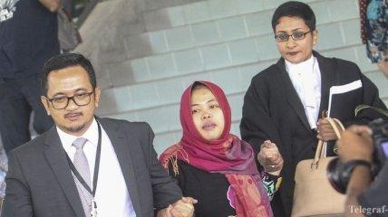 Убийство брата Ким Чен Ына: суд в Малайзии освободил одну из подозреваемых