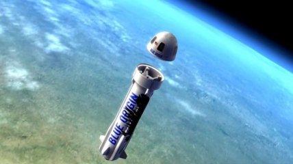 Blue Origin запустит первые ступени ракеты New Glenn