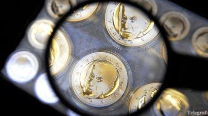 Чешский монетный двор открыл выставку-магазин редких монет