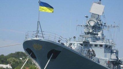 В Крыму оккупанты разбирают на запчасти корабли ВМС Украины