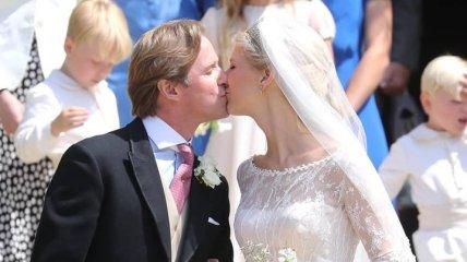 В Великобритании состоялась королевская свадьба леди Габриэллы Виндзор
