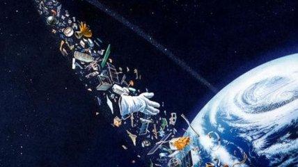 Ученые: В ноябре на Землю упадет космический мусор