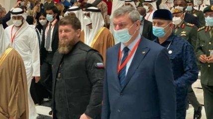 """Уруский """"засветился"""" на фото с Кадыровым в ОАЭ: Шмыгаль требует объяснений"""