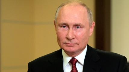 Владимир Путин до самоизоляции