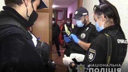 В Киеве 55-летний мужчина зарезал собственного сына