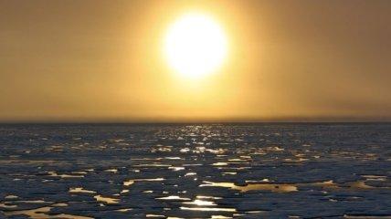 Северный Ледовитый океан может полностью растаять через 20 лет