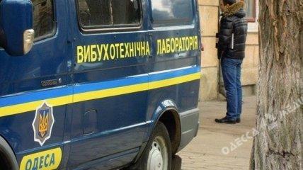 В Одессе арестован человек, лгавший о заминированном доме