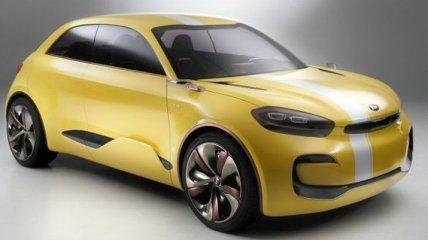 Новое концептуальное купе Kia CUB