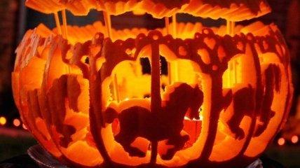 Оригинальные Светильники Джека на Хэллоуин (Фото)