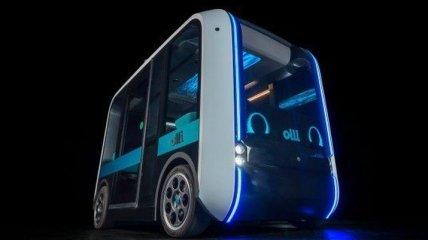 Будущее уже сейчас: встречайте напечатанный автобус с ИИ у руля (Видео)