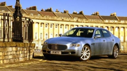 Ghibli и Quattroporte: новые седаны Maserati получат версию Trofeo (Фото)