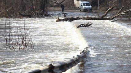 Сегодня в Украине продолжатся подтопления