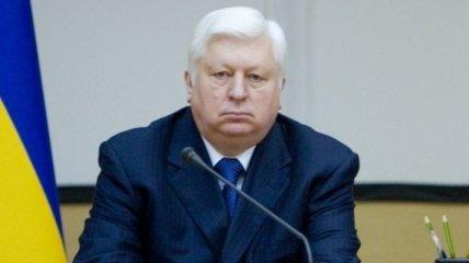 Виктор Пшонка: Тимошенко уедет в Германию на законном основании