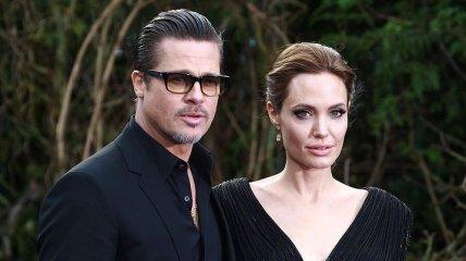Бывший муж не разрешает: реакция Брэда Питта на заявление Анджелины Джоли