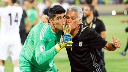 Динамо возобновило интерес к вратарю сборной Ирана