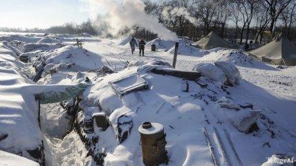 Ситуация на востоке Украины 7 января (Фото, Видео)