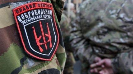"""""""Правый сектор"""" объяснил назначение своих запасных батальонов"""