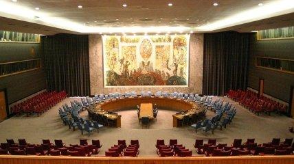 Литва инициирует заседание Совбеза ООН по Украине