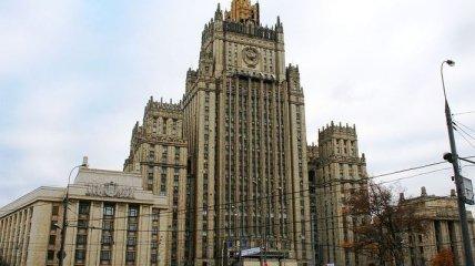 В МИД РФ прокомментировали идею создания в ЕС русскоязычного канала
