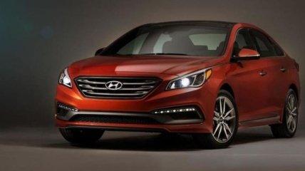 Hyundai анонсировала модель Sonata Sport Value Edition