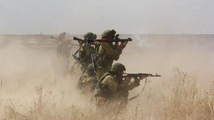Россия начала военные учения в Крыму.