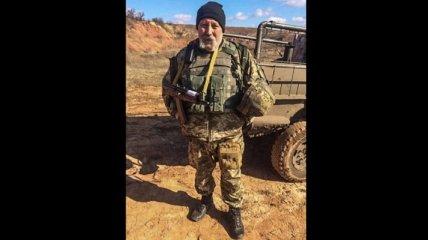 Стало известно имя героя-медика, погибшего в воскресенье на Донбассе от обстрела боевиков (фото)