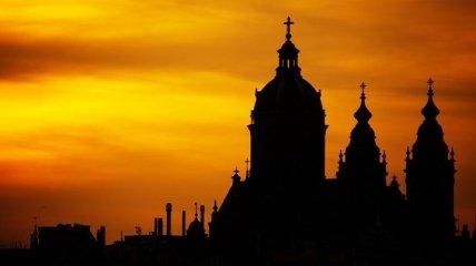 """""""Святые места"""": фотосерия французского фотографа, посвященная современной церкви (Фото)"""