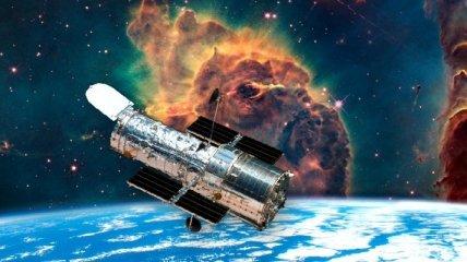 """Телескоп Хаббл сфотографував галактику в сузір'ї """"Годинник"""" - опубліковане фото"""
