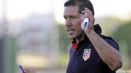 Симеоне: Фалькао играет даже лучше, чем Уго Санчес