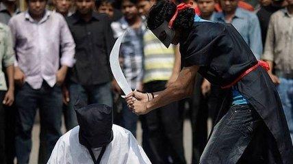 Опубликована статистика по смертным казням