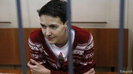 Савченко составила завещание перед голодовкой