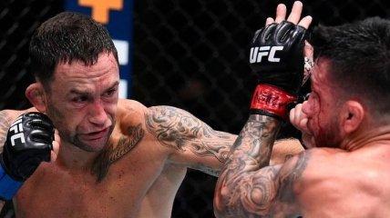 Едгар - Муньос на турнірі UFC on ESPN 15: думки суддів розділилися (Відео)