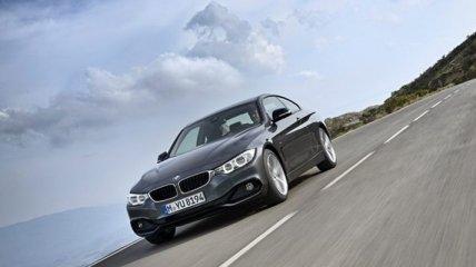 BMW продемонстрировали новое купе 4-Series