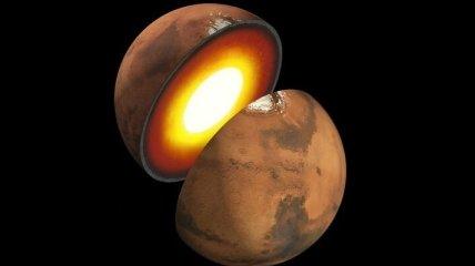 Новая теория происхождения Марса