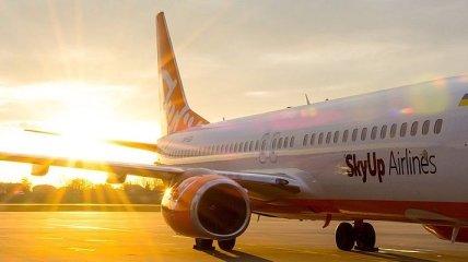 Компания SkyUp отменила основную часть рейсов