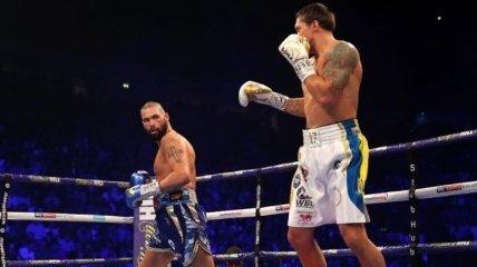 Усик - Беллью: что происходило за кулисами чемпионского боя
