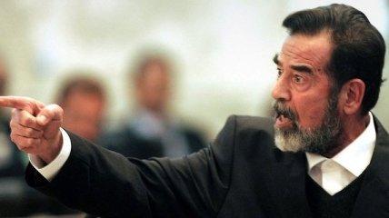 В Великобритании опубликуют повесть Саддама Хусейна