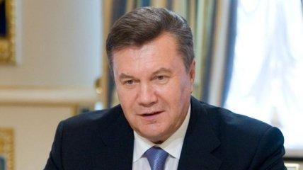 Президент раздал награды выдающимся украинским спортсменам
