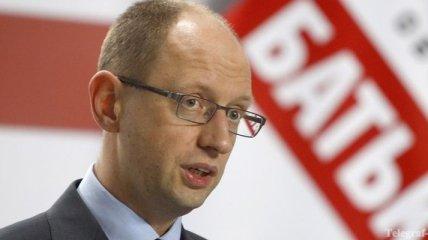 Яценюк: Оппозиция снова может блокировать Раду