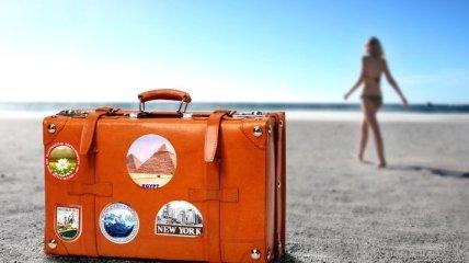 Изобрели чемодан, который невозможно потерять