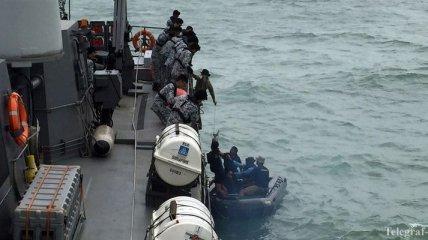 В Индонезии предположительно нашли нос разбившегося лайнера