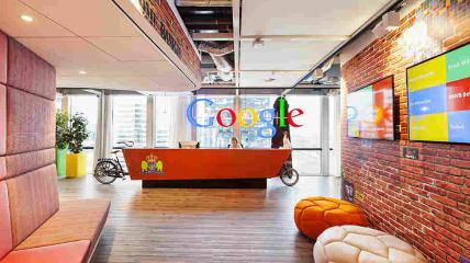 Офіс Google в Амстердамі.