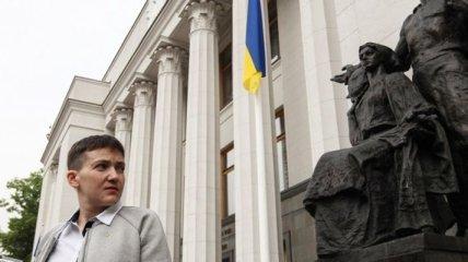 Савченко рассказала, о чем ее просил Онищенко